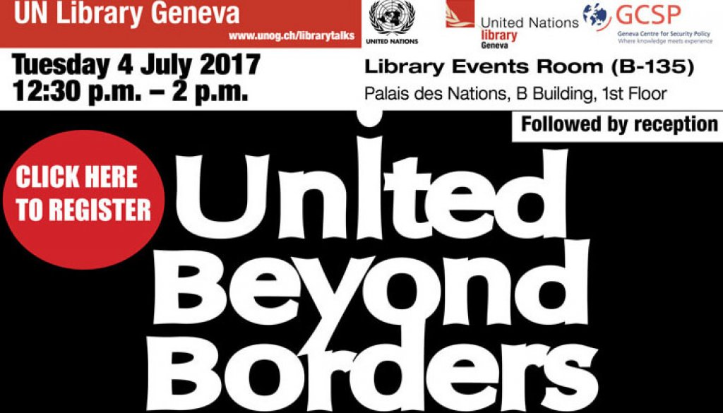 United Nations United Beyond Borders 4 July